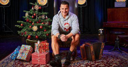 Andreas Gabalier: Hier gibt's sein Weihnachtsalbum zu gewinnen
