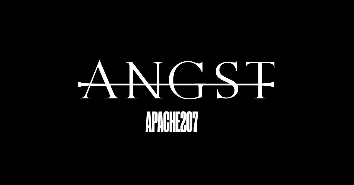 "Apache 207 zu Silvester: ""Angst""-Premiere und Live Performance!"