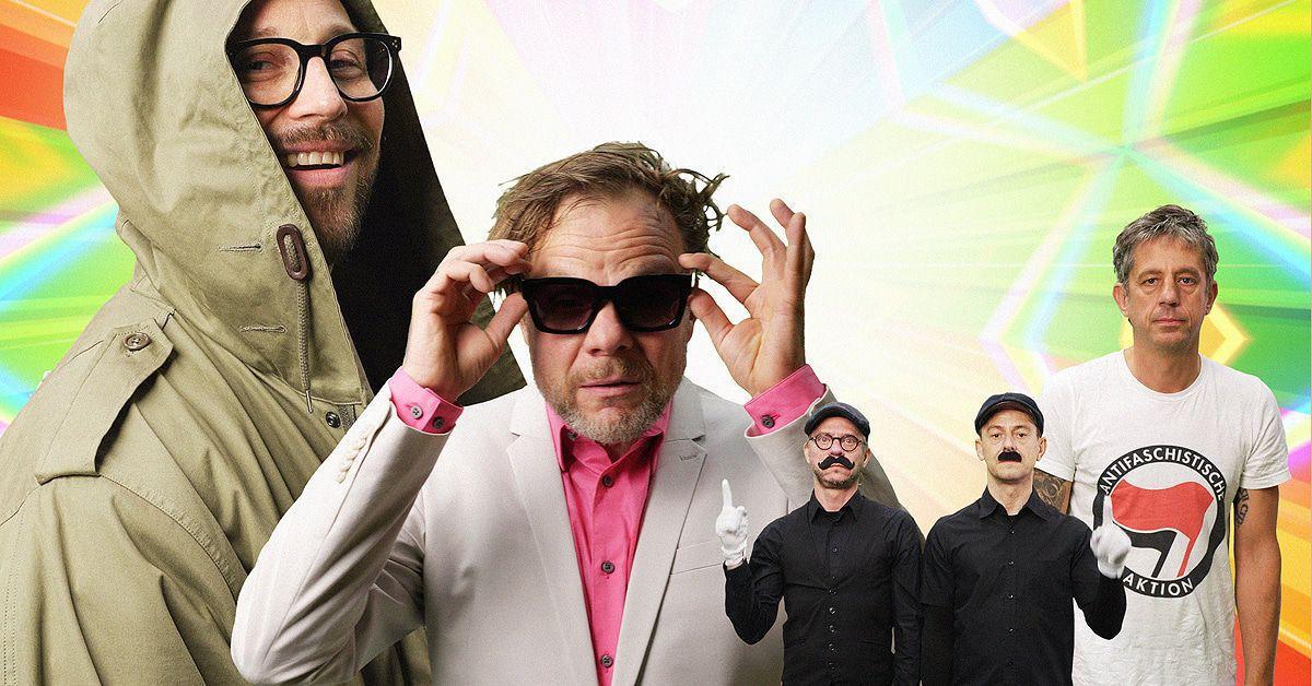 """Beatsteaks covern Hildegard Knef: """"Von nun an ging's bergab"""""""