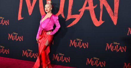 Christina Aguilera holt den Winter nach Beverly Hills