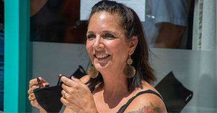 Daniela Büchner feiert Weihnachten ohne Ennesto Monte