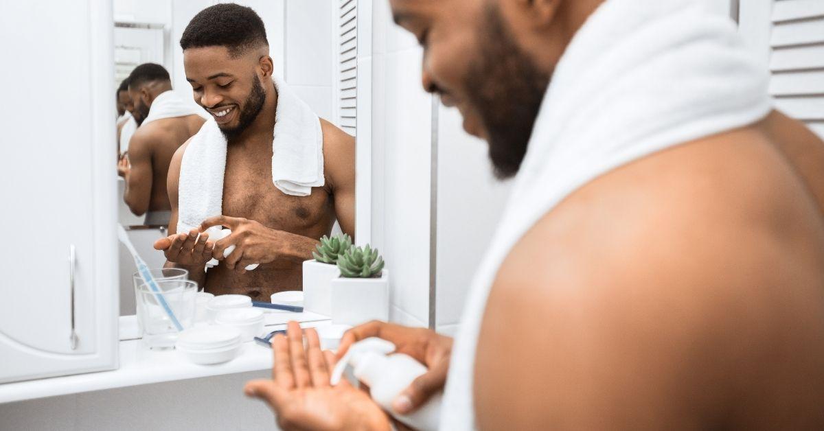 Männer-Kosmetik