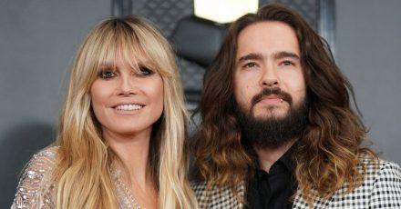 Liebes-Tattoo: Tom Kaulitz verewigt Heidi Klum auf seiner Haut