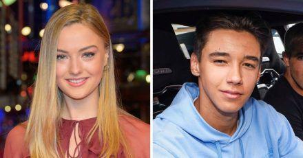 Verona Pooths Sohn San Diego: Hat er sich in Lilly Krug verguckt?