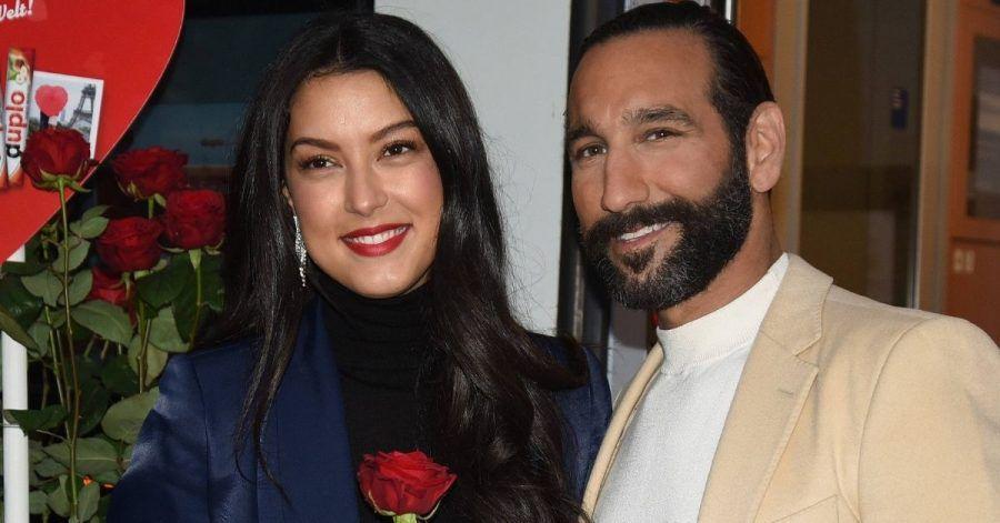 Seit 2015 verheiratet - Rebecca Mir und Massimo Sinató werden Eltern