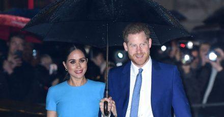 Meghan Markle und Prinz Harry wollen ihre royalen Schirmherrschaften behalten