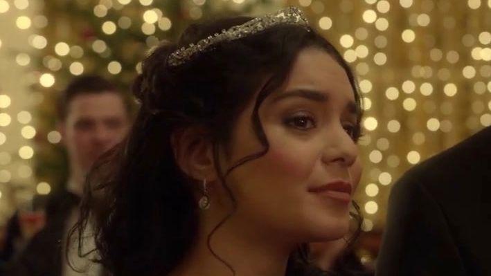 The Princess Switch: Switched Again: Vanessa Hudgens Nimmt Prinzessinnentausch (German Subtitled)