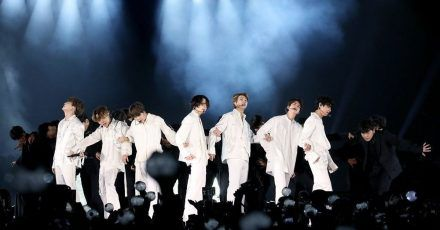 BTS eilen von Erfolg zu Erfolg.