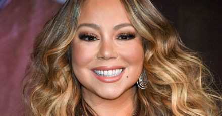 US-Sängerin Mariah Carey ist ein Weihnachts-Fan.