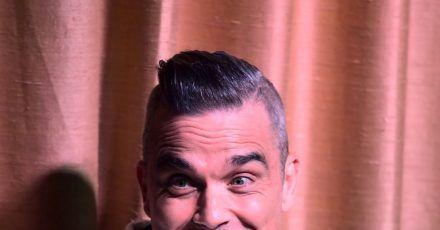 Popstar Robbie Williams hat einiges vor.