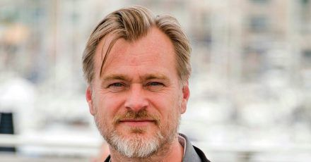 Filmregisseur Christopher Nolan in Cannes 2018.