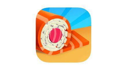 Im Spiel «Sushi Roll 3D - Best Food Game» werden die kreativsten Sushiköche gesucht.