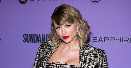 Zwei Alben in einem Jahr: Taylor Swift überrascht.