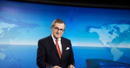 Jan Hofer verabschiedet sich als Chefsprecher der «Tagesschau», aber nicht von der Bildfläche.