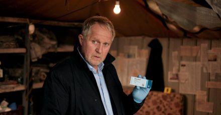 Moritz Eisner (Harald Krassnitzer) ermittelt im Obdachlosen-Milieu.