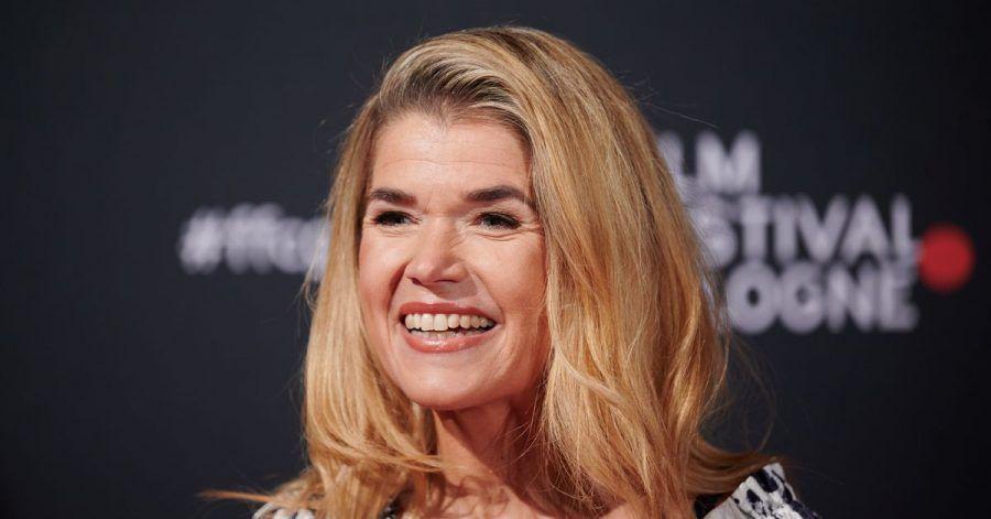 Die Schauspielerin Anke Engelke wird 55.
