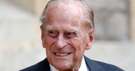 Prinz Philip, Herzog von Edinburgh, hat dem Schulpersonal gedankt.