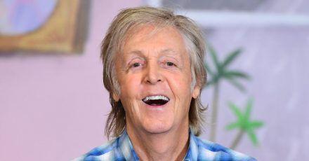 Paul McCartney findet es großartig, berühmt zu sein.