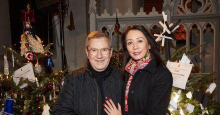 Bei Jan Hofer und seiner Frau Phong Lan Hofer gibt es an Weihnachten Gans.