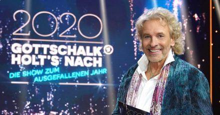 Thomas Gottschalk schaut auf 2020.