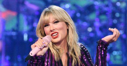 Taylor Swift ist auf Platz eins abonniert.