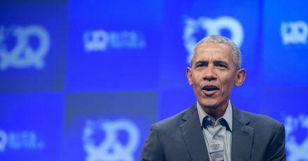 Ex-Präsident Barack Obama hat den Sachbuch-Bestseller 2020 vorgelegt.
