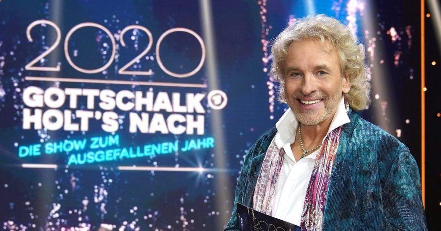 Thomas Gottschalk konnte mit seiner Show «2020 - Gottschalk holt's nach» keine guten Quoten einfahren.