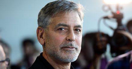George Clooney: «Man kann das Ende des Tunnels sehen.»