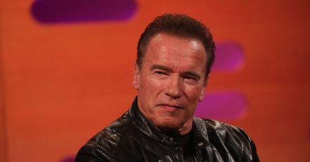 Arnold Schwarzenegger über Chris Pratt:«Er ist ein fantastischer Kerl.»
