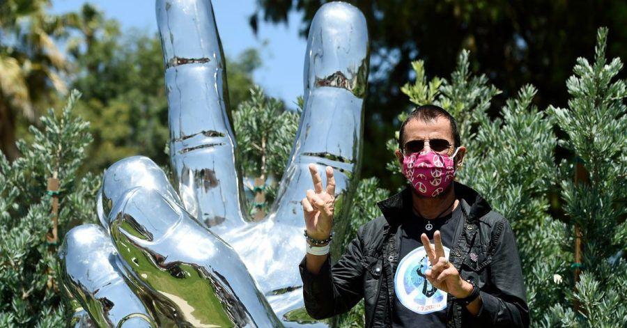 Ringo Starr muss auf das große Weihnachtsfest im Kreise der Familie verzichten.
