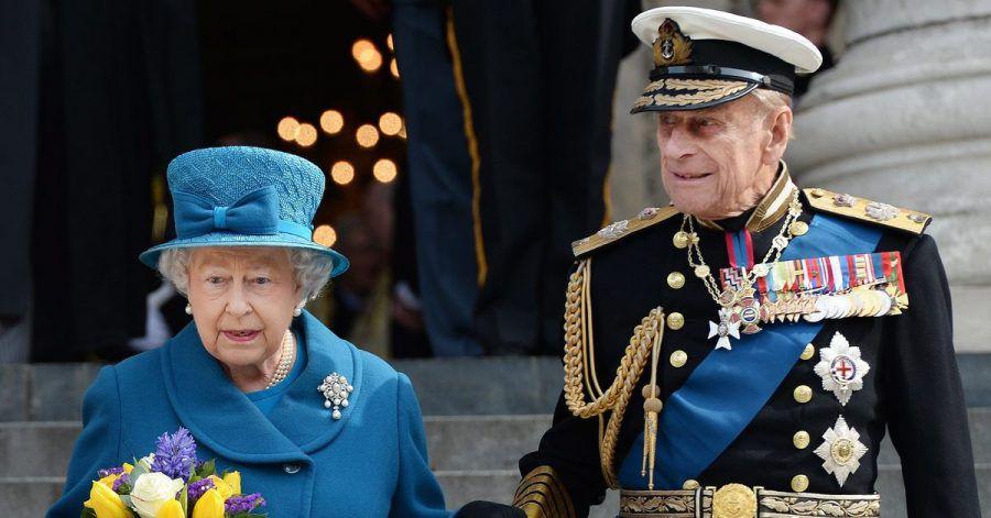 Königin Elizabeth II. und Prinz Philip verbrachten in diesem Jahr viel Zeit gemeinsam auf Schloss Windsor.
