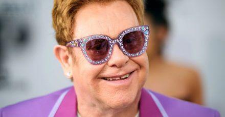 Seit 30 Jahren ohne Alkohol: Elton John.