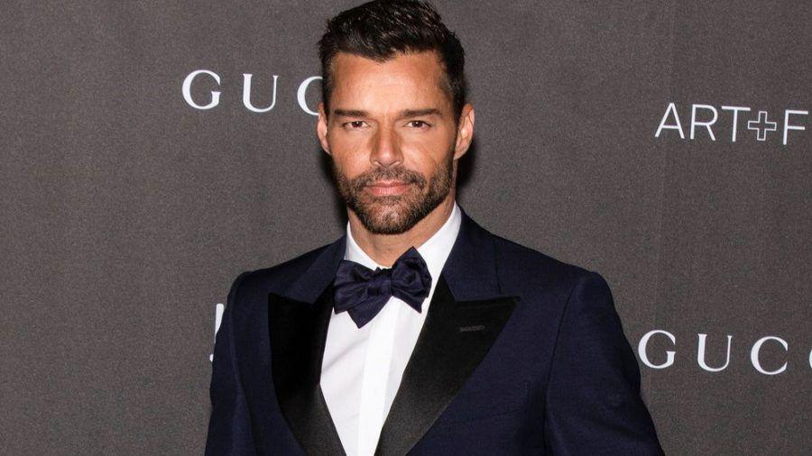 Ricky Martin darf sich an Heiligabend doppelt beschenken lassen. (jom/spot)