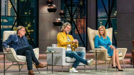 Dr. Georg Kofler, Nils Glagau und Dagmar Wöhrl kämpfen als TV-Löwen um die besten Deals. (jom/spot)
