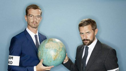 """Das Duell um die Welt - Team Joko gegen Team Klaas"": (cg/spot)"