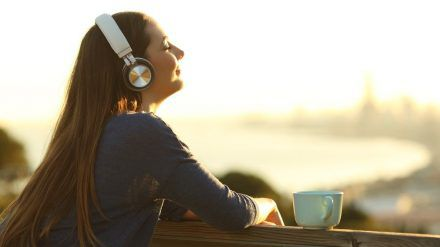 Um neue Welten zu entdecken, reicht oft einfach zuhören (kms/spot)