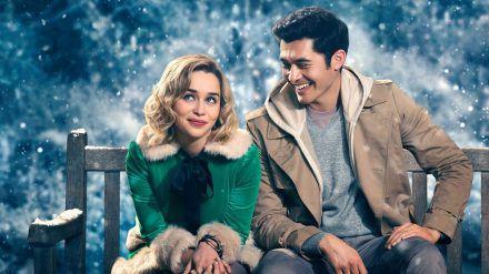 """""""Last Christmas"""" mit Emilia Clarke und Henry Golding läuft zum ersten Mal im deutschen TV (wue/spot)"""