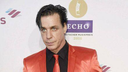 Till Lindemann bei einer Veranstaltung in Berlin (eee/spot)