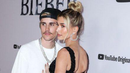 Justin Bieber und seine Hailey sind seit 2018 verheiratet. (eee/spot)
