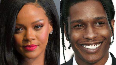 Haben Rihanna und A$AP Rocky zueinander gefunden? (jom/spot)