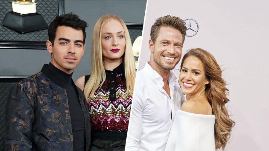 """Vom """"Bachelor""""-Baby bis zum Hollywood-Nachwuchs: Diese Promis wurden 2020 Eltern. (ncz/spot)"""