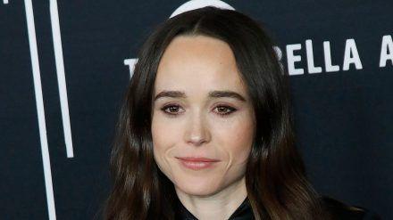 """Elliot Page auf der Premiere der Netflix-Serie """"The Umbrella Academy"""" in Los Angeles. (wue/spot)"""