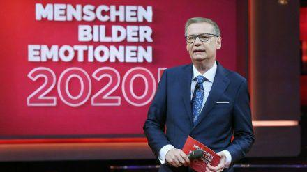 """Günther Jauch präsentiert am Sonntag """"2020! Menschen, Bilder, Emotionen"""" (obr/spot)"""