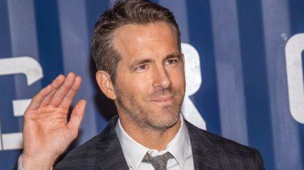 Ryan Reynolds bei einem Auftritt in New York (hub/spot)