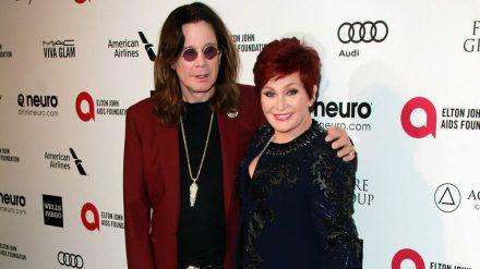 Ozzy und Sharon Osbourne sind seit 1982 verheiratet. (jom/spot)