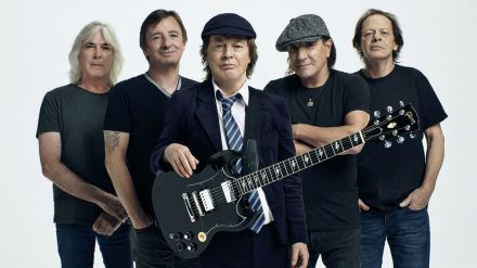 AC/DC krönen ein ohnehin schon gutes Jahr mit dem ersten Platz in den Jahrescharts (rto/spot)