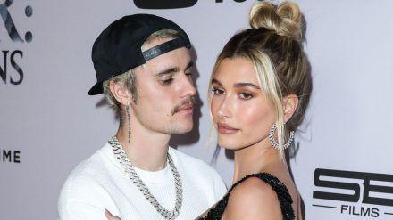 Justin Bieber nimmt seine Ehefrau Hailey in Schutz (rto/spot)