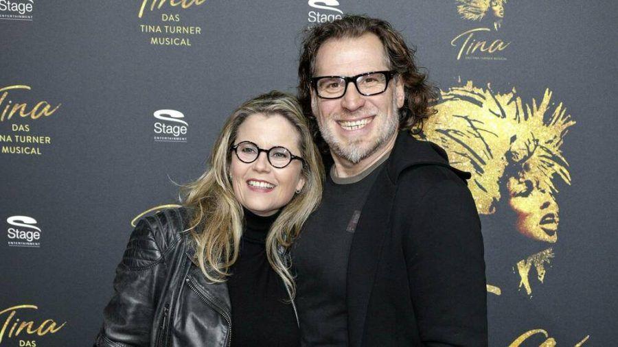 Michaela Schaffrath mit ihrem Freund Carlos Anthonyo im vergangenen Jahr (wue/spot)