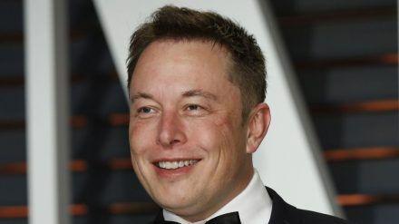 Elon Musk ist einer der reichsten Menschen der Welt (wue/spot)