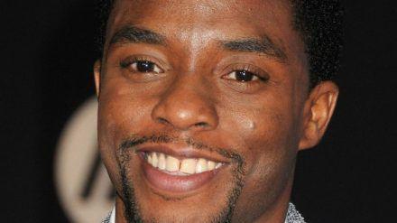 Chadwick Boseman 2015 auf einer Premiere. (mia/spot)